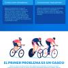 Cómo ser un ciclista cauteloso